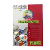 Paquete extra quality paper A4 130gr 200h