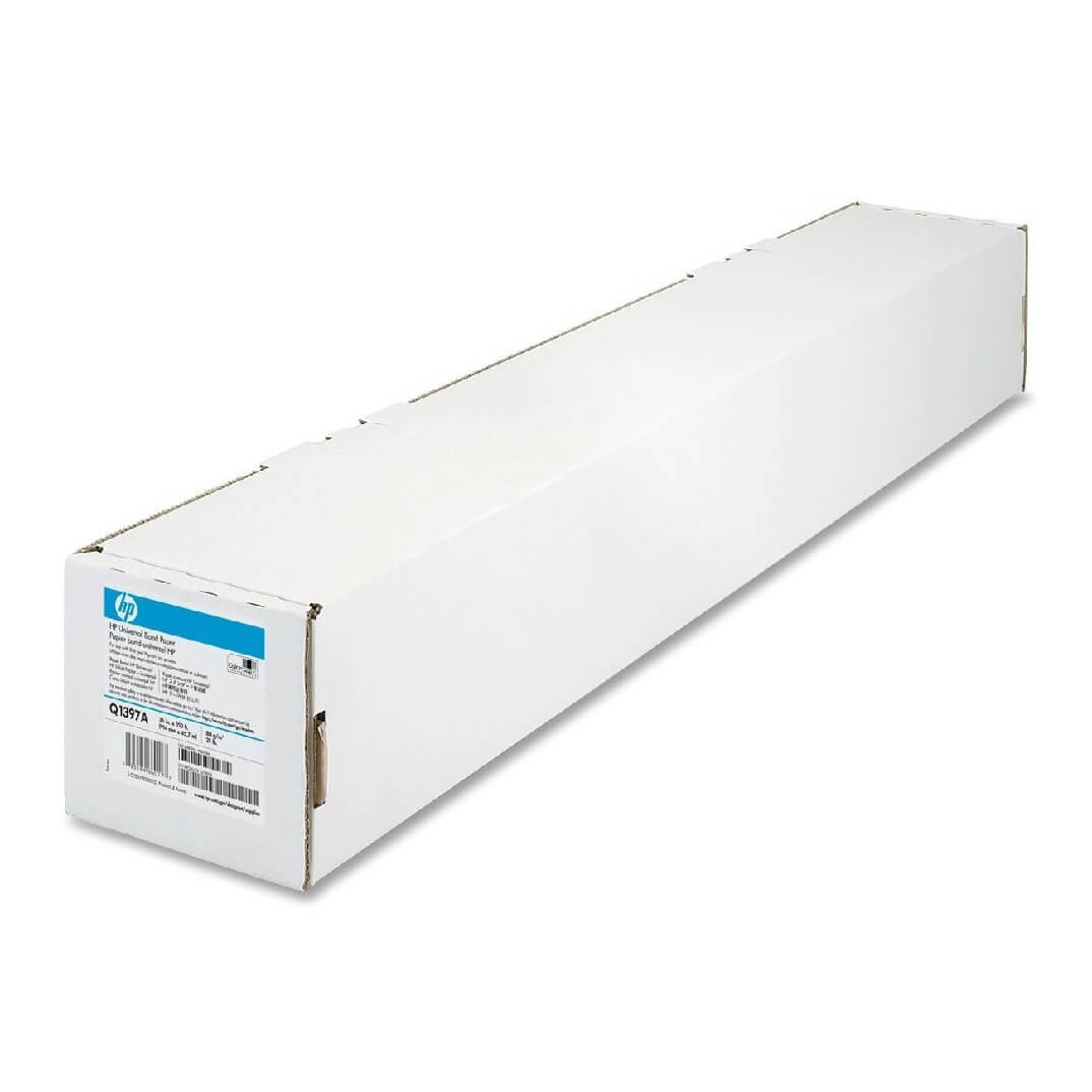 HP lf bond 36'x150ft 914mmx45,7m 80g/m2